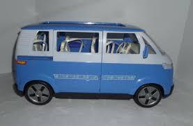 volkswagen barbie barbie volkswagen blue microbus vw bus van what u0027s it worth