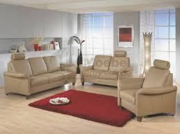 sofa garnitur 3 teilig polinova jackson l fantastico garnitur 3 teilig komfortabel