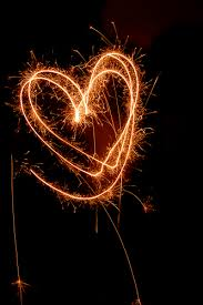heart sparklers sparkler for your epic fireworks