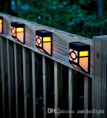 2018 solar powered wall lamp outdoor wall light continential led