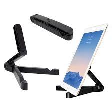 amzer universal folding desk holder tablet stand mount for ipad