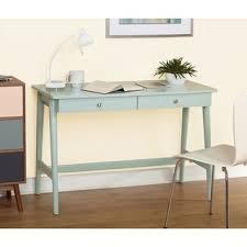Writing Desk Sale Mid Century Living Marin Danish Modern 2 Drawer Writing Desk