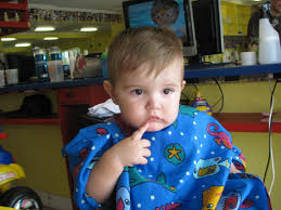 one year old hair cuts boys baby s first haircut sarasota mom s spot