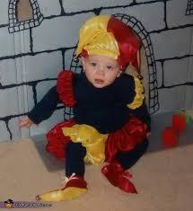 Court Jester Halloween Costume Court Jester Baby Boy Costume