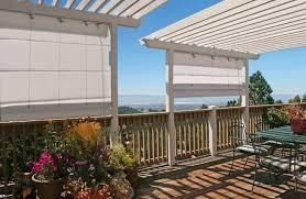 tettoie per terrazze migliori coperture per esterno coprire il tetto