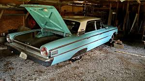 Barn Full Of Classic Cars Out Of This World Barn Find 1963 Ford Galaxie Http Barnfinds