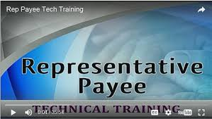 representative payee interdisciplinary training