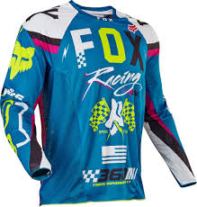 motocross racing apparel 2017 fox racing 360 rohr jersey mx motocross off road atv dirt