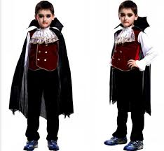 online get cheap halloween costume vampire boy aliexpress com