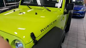 gecko green jeep for sale 2016 wrangler rubicon by jim prizeman youtube