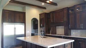 Costco Bamboo Flooring Kitchen Contemporary With Moulded Plywood - Bamboo backsplash