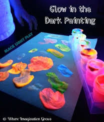 217 best glow u0026 black light play ideas images on pinterest