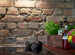 brick wall look the blog on cheap faux stone panels
