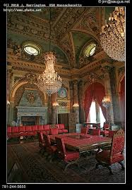 breakers mansion dining room newport rhode island