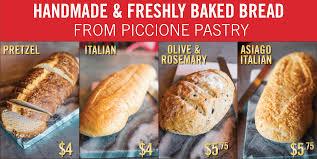 piccione pastry authentic fresh baked single serve italian