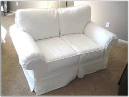 White Slipcovered Sectional Sofa by Furniture Comfortable Interior Furniture Design With Walmart Sofa