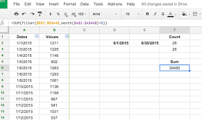 how to use the powerful filter function in google sheets