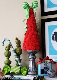 rolled rosette tree craft
