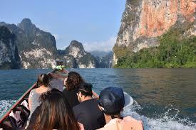 cheow lan lake raft house adventure from krabi trip store krabi
