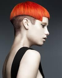 history of avant garde hairstyles short avant garde hairstyles