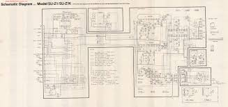 technics su z1 su z1k sch service manual download schematics