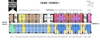 02 floor plan smdc fame residences