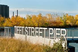 tifft street pier sign jpg