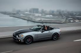 2017 fiat 124 spider abarth one week review automobile magazine