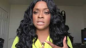 21 tress human hair blend lace front wig hl angel 21 tress hl angel lace front review youtube