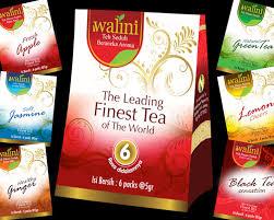 Teh Walini gallery kemasan sle untuk teh walini