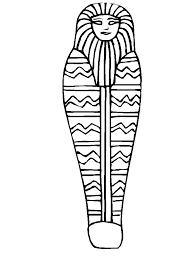imagenes egipcias para imprimir sarcofago egipcio