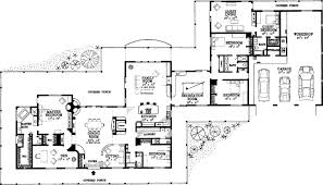 luxury ranch floor plans luxury style house plans plan 68 137