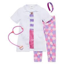 Doc Mcstuffins Costume Disney Collection 4 Pc Doc Mcstuffins Costume Girls 2 8 Jcpenney