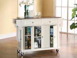 Metal Kitchen Island Tables Kitchen 54 Butcher Block Kitchen Cart Rolling Kitchen Island