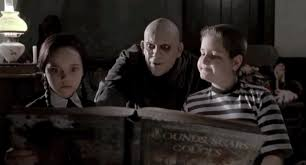 addams family thanksgiving scene addams family values wednesday and joel