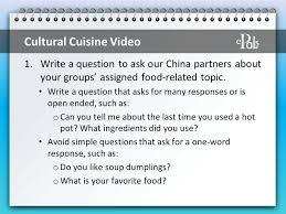 what does the word cuisine culture cuisine session 2 what makes cuisine a part of our