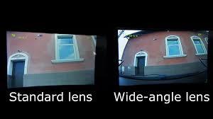 default vs wide angle fpv camera lens 2 8mm vs 2 1mm youtube