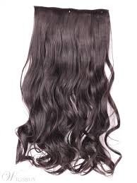 one clip in hair extensions instant one wave human hair clip in hair extension