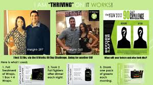 Challenge How It Works Health And I Am Thriving With It Works 90 Day