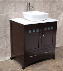 Solid Wood Bathroom Vanities Amazoncom - Solid wood bathroom vanity top