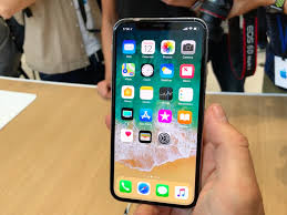 apple iphone x eliminates reachability feature even though 55 of