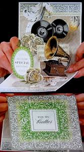 Anna Griffin Card Making - engraved endearments pop up card making kit http www hsn com