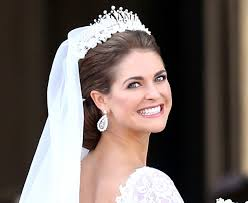 swedish hairstyles the hair and make up looks from the swedish royal wedding