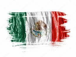 Mecican Flag The Mexican Flag U2014 Stock Photo Olesha 23431030