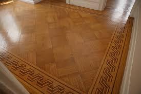parquet flooring hardwood floor border medallion inlays
