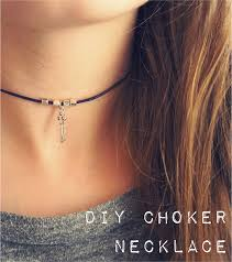 choker necklace diy images 11 easy diy choker necklace tutorials you should try now gurl jpg