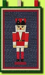 nutcracker free pattern block pattern 15 x 30 cm free paper