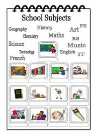 subjects interactive worksheets