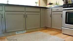 Kitchen Cabinet Kick Plate Kitchen Makeover Reveal Jenna Burger