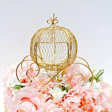 cinderella coach wire cinderella coach gold carriage fairytale wedding centerpiece
